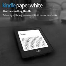 "Amazon Kindle Paperwhite 6th Generation E-Book Reader 6"" WiFi W/ Light Black 2GB"