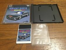 PC Engine Hu-CARD *  KNIGHT RIDER SPECIAL * JAPAN