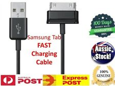 2x USB Charging Charger Cable for Samsung Galaxy Tab Tablet P1000 P7500 P7510 OZ