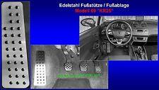 Fußstütze Fußablage Pedal Seat Ibiza Typ 6J/6P  2008 - 2017 Edelstahl neu
