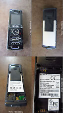 NEC G955 DECT IP VoIP Nero Telefono Cordless Handset INCL BATTERY + LARGE CLIP