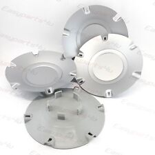 4x ALLOY WHEEL CENTRE HUB CAPS 145mm / 60mm AUDI VW GOLF SKODA SEAT