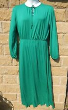 NEXT Patternless Long Sleeve Plus Size Dresses for Women