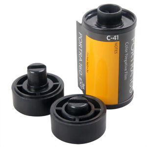 2 Sets 135 35mm To 120 Film Adapter Converter Canister Panorama 6x6 6x9 Camera