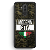 Modena City Camouflage Italien Huawei Mate 20 Lite SILIKON Hülle Cover Italie...