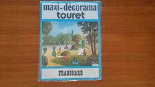 Maxi Décorama Vintage Touret  Fragonard Tout neuf, Sous Blister