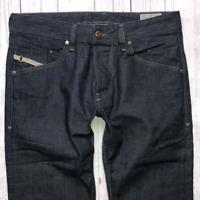 Mens DIESEL Belther Jeans W30 L32 Blue Regular Slim Tapered Wash 0088Z