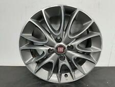 """2012 15"""" FIAT Punto Ruota in Lega 6Jx15H2 ET43 PCD: 4x100 51918267 (604870)"""