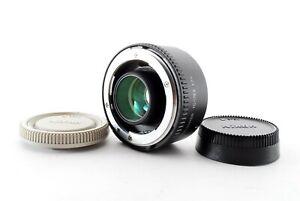 【  MINT  】 Nikon TC-17E II 1.7X AF-S E II Extender Teleconverter Lens from JAPAN