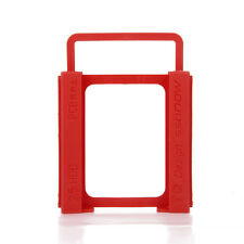 "2.5"" to 3.5"" Adapter SSD HDD Notebook Mounting Bracket Tray Caddy Holder Bay"