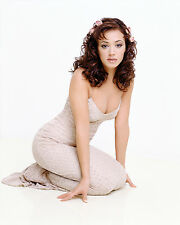 LEAH REMINI 8X10 GLOSSY PHOTO PICTURE