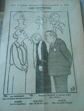 Les Premières Jane Renouardt Valmont Charlotte Lyses Humour Print 1928