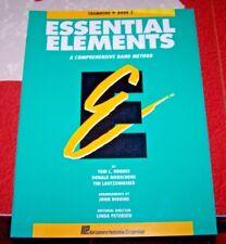 Essential Elements -  TROMBONE - Book 2