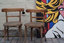 2 Bugholz-Stuhl/Stühle Niederlehner Designklassiker Deko oder Aufarbeiten shabby