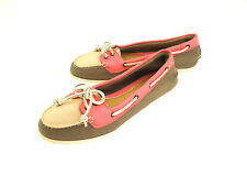 Sperry Top-Sider Women's Leather Upper Boat / Deck Shoes Size 8 M