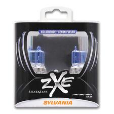 Sylvania SilverStar zXe Low Beam Headlight Bulb for GMC Sierra 1500 Classic mu