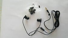 Motorola Headphones Earphones Handsfree 3.5mm Mic For Moto G,X,G4,G4+,M,Z,Z PLAY