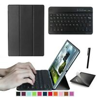 Smart Case Cover And Bluetooth Keyboard for Lenovo Tab 3 10.1 Inch TB-X103F