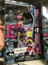 Monster High – Muñeca Draculaura (mattel)