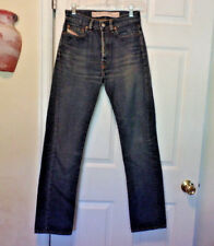 DIESEL INDUSTRY FELLOW RN93243 CA25594 NIVE MENS JEANS MADE IN ITALY S 27X32 EUC