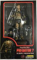 Hiya Toys Exquis Mini Predator 2 sanglier Predator 1//18 ACTION FIGURE EN STOCK