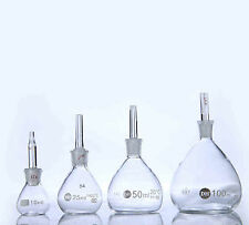 10ML Lab Glassware Specific Density Gravity Bottle Pycnometer New #J560 lx