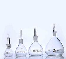 10ML Lab Glassware Specific Density Gravity Bottle Pycnometer New #J560 lx