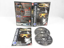 Command & Conquer Sega Saturn Complete PAL