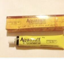 2x Aquasulf Sulphur Ointment 30g Super ACNE BLACKHEAD SPOT CYST ZIT KILLER TUBE