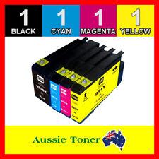 4x 950XL 951XL Ink Cartridge for HP Officejet Pro 8100 8610 8620 8630 8600 plus