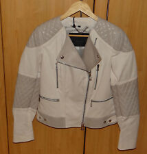 Belstaff  Ladies Chesire Blouson Jacket size medium BNWT white