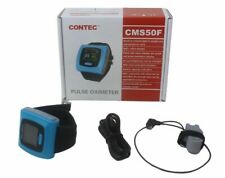 Pulse Oximeter Contec Cms50f Wrist Watch Pulse Oximeter Heart Rate Monitor