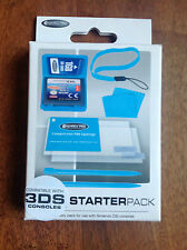 COMPETITION PRO TURQUOISE STARTER PACK  DSi - NINTENDO DSi CONSOLES    BNIB