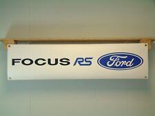 Ford Focus RS MK2 Workshop Car Garage banner sign