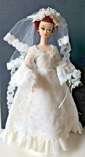Petra #5819 Catalogue Boutique Exclusive Brautkleid Plasty 70er Vintage-no doll-