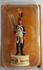 Figurine Altaya plomb Dragon de Ligne Jeux d'Echecs soldat Napoléon Empire