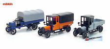 Marklin 1899 Old Timer Truck Set - Scale 1:87 H0