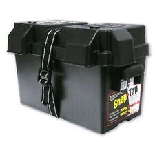 NOCO Universal Plastic Battery Box Group 24 27 31 Boat RV Marine Trailer Snap