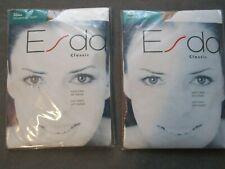 2 Stück ESDA Strumpfhose Übergröße 60/62 Haut 30 Den Nr. 609