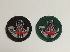 The Light Infantry - Patches / Badges - Sew On Breast / Biker Patch