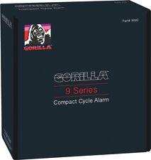 GORILLA COMPACT CYCLE ALARM W/REMOTE 9000