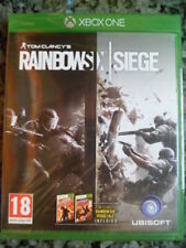 TOM CLANCY'S RAINBOW SIX SIEGE Xbox One Nuevo Acción estrategia en castellano.