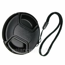 Front Lens Cap For Canon Powershot SX40 HS SX40HS Snapon Dust Safety Glass Cover