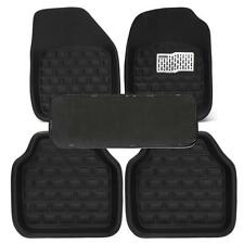 5 Pcs/Set Universal Car Floor Mats Front & Rear Carpet Skidproof Mat All Weather