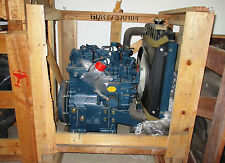 KUBOTA BRAND NEW ORIGINAL / D850-B ENGINE (WITH WATER PUMP)