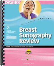 BREAST SONOGRAPHY REVIEW 2010 - GILL, KATHRYN A. - NEW PAPERBACK BOOK