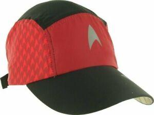 Brainstorm Gear Star Trek Featherweight Running Hat (one size fits most)