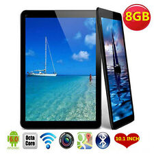 """2017 10.1"""" Inch Android 6.0 Lollipop Quad Core HDMI Camera Wifi Tablet PC 8GB UK"""