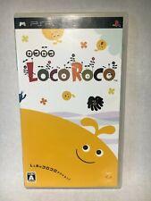 PSP Loco Roco NTSC-J Japan Locoroco