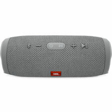 JBL Charge 3 Waterproof Portable Bluetooth Speaker  Gray #CHARGE3GRY